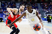 2019.10.13 ACB Real Madrid Baloncesto VS CB Fuenlabrada