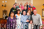 Twins Birthday Celebration: Twins Mary  & Christy O'Connor, Liselton celebrating their 30th birthday with family & friends at the Listowel Arms Hotel on Saturday night last.