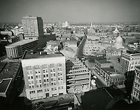 1961 February 17..Redevelopment.Downtown North (R-8)..Downtown Progress..North View from VNB Building..HAYCOX PHOTORAMIC INC..NEG# C-61-5-51.NRHA#..
