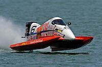 Gary Pugh, #6 (SST-120 class)