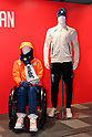 PyeongChang Winter Olympics official sportswear, <br /> NOVEMBER 1, 2017 : <br /> A press conference about presentation of Japan national team official sportswear <br /> for the 2018 PyeongChang Winter Olympic and Paralympic Games, in Tokyo, Japan. <br /> (Photo by Naoki Nishimura/AFLO)