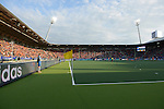 The Hague, Netherlands, June 05: Kyocera Stadium during the field hockey group match (Women - Group A) between New Zealand and The Netherlands on June 5, 2014 during the World Cup 2014 at Kyocera Stadium in The Hague, Netherlands. Final score 0-2 (0-2) (Photo by Dirk Markgraf / www.265-images.com) *** Local caption ***