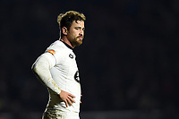 Danny Cipriani of Wasps looks on during a break in play. European Rugby Champions Cup match, between Harlequins and Wasps on January 13, 2018 at the Twickenham Stoop in London, England. Photo by: Patrick Khachfe / JMP