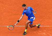 JUAN MARTIN DEL POTRO (ARG)<br /> <br /> TENNIS - FRENCH OPEN - ROLAND GARROS - ATP - WTA - ITF - GRAND SLAM - CHAMPIONSHIPS - PARIS - FRANCE - 2017  <br /> <br /> <br /> <br /> &copy; TENNIS PHOTO NETWORK