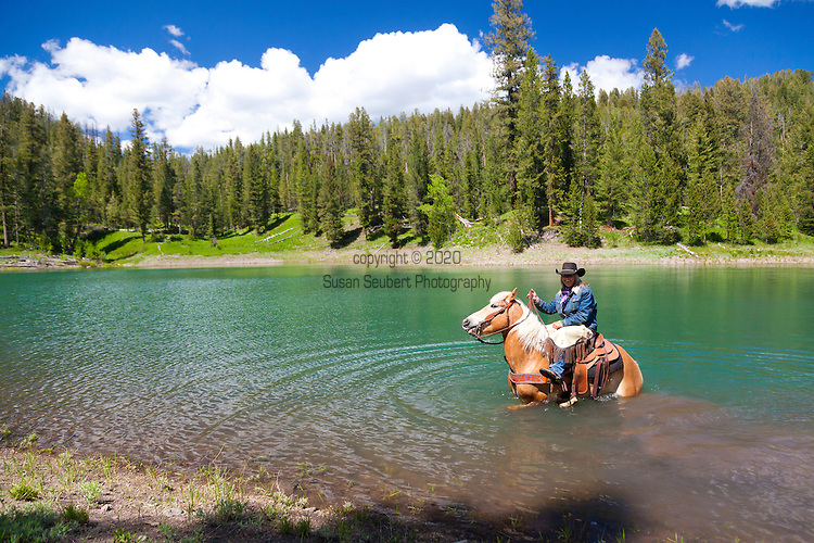 The Parade Rest Guest Ranch in West Yellowstone, Montana