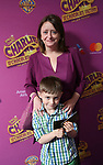 Rachel Dratch and son Eli Benjamin Wahl attends the Broadway Opening Performance of 'Charlie and the Chocolate Factory' at the Lunt-Fontanne Theatre on April 23, 2017 in New York City.