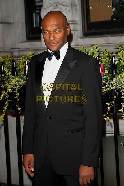 Colin Salmon<br /> attending the BFI Luminous Gala Dinner, 8 Northumberland Avenue, London, England. <br /> 8th October 2013<br /> half length white black tuxedo <br /> CAP/MAR<br /> &copy; Martin Harris/Capital Pictures