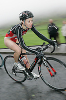16 JUN 2007 - EDINBURGH, UK - Nicole Vogler (CAN) - EUROPEAN DUATHLON CHAMPIONSHIPS. (PHOTO (C) NIGEL FARROW)