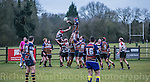 Harpenden Rugby vs OA's Rugby  8th March 2015