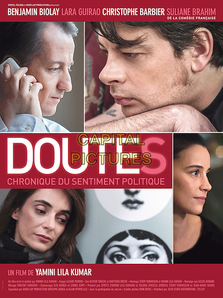 POSTER ART<br /> in Doutes: Chronique du sentiment politique (2013) <br /> *Filmstill - Editorial Use Only*<br /> CAP/NFS<br /> Image supplied by Capital Pictures