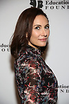 Laura Benanti attends the Fifth Annual Broadway Back To School Gala at Edison Ballroom on September 20,22019 in New York City.