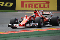 Spa 27/08/2017 Formula 1 / GP F1 Belgio Francorchamps <br /> Vettel Nr. 5 Ferrari <br /> Foto Benoit Bouchez / Photonews /Panoramic /Insidefoto