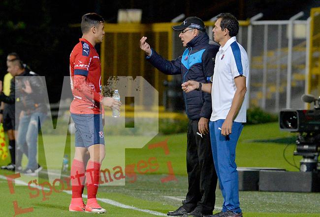 Tigres venció como local 1-0 a Independiente Medellín. Fecha 6 Liga Águila II-2017.