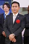 Norio Sasaki (JPN), DECEMBER 27, 2011 - Football / Soccer : Japanese Head Coach Norio Sasaki attends Celebration party for FIFA Women's World Cup Champion at Tokyo Dome City in Tokyo, Japan. (Photo by Yusuke Nakanishi/AFLO SPORT) [1090]