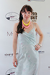 EMMA ZERNER.at arrivals to the Gulf Oil Spill Fundraiser at Hangar 1018. Los Angeles, CA, USA. July 27, 2010.