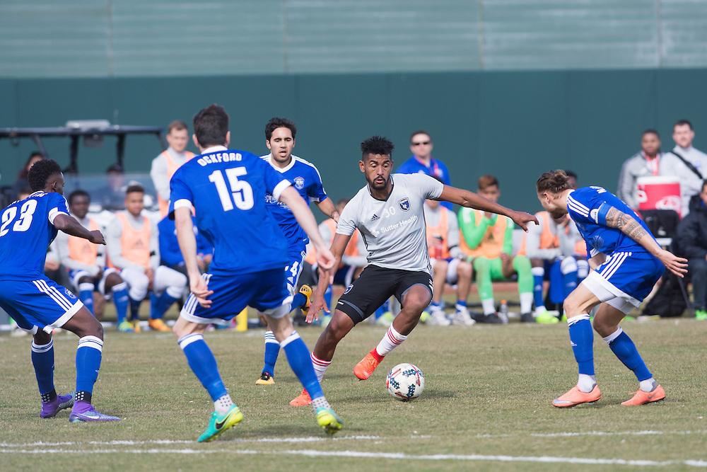Reno 1868 FC v  San Jose Earthquakes | Calvert Photography