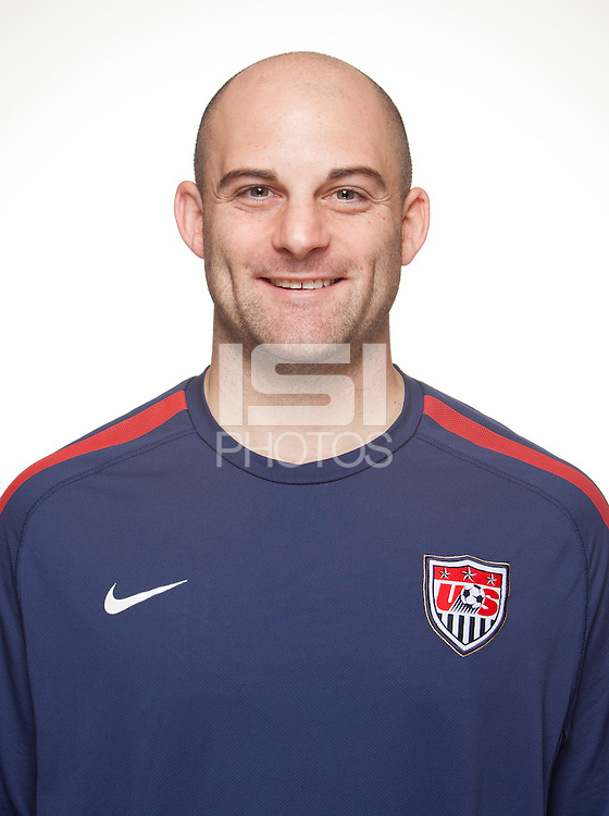 U23 USA National Soccer Team headshot.