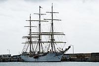 Segelschiff Sorlandet im Hafen von Kingston auf Barbados - 16.01.2018: Schnorcheln auf Barbados mit der MSC Fantasia