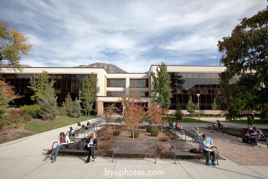 1110-61 054.CR2<br /> <br /> 1110-61 GCS GCI Fall<br /> <br /> Joseph Smith Building<br /> <br /> October 24, 2011<br /> <br /> Photo by Jaren Wilkey/BYU<br /> <br /> © BYU PHOTO 2011<br /> All Rights Reserved<br /> photo@byu.edu  (801)422-7322