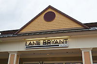 A Lane Bryant outlet store is pictured at the Settlers' Green Outlet Village in North Conway, New Hampshire Thursday June 13, 2013.