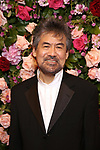 David Henry Hwang attends The American Theatre Wing's 2019 Gala at Cipriani 42nd Street on September 16, 2019 in New York City.