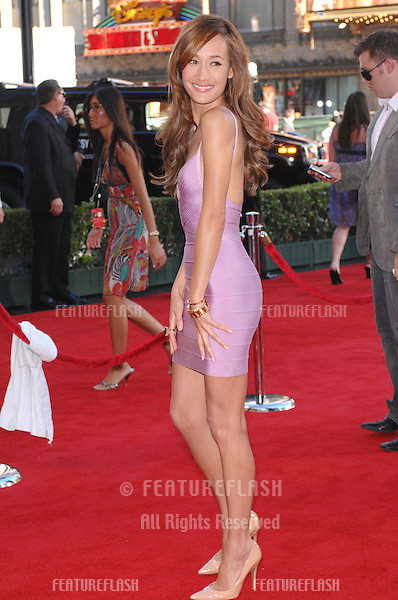 Maggie Q (aka Maggie Quigley) at the 2007 ESPYS Sports Awards at the Kodak Theatre, Hollywood..July 12, 2007  Los Angeles, CA.Picture: Paul Smith / Featureflash