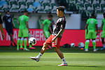 Philippe COUTINHO (M)<br />warm up, <br /><br />Sport: Fussball: 1. Bundesliga: Saison 19/20: 34.Spieltag, <br />VFL WOLFSBURG - FC BAYERN MUENCHEN <br />am 27.06.2020 in der Volkswagen Arena Wolfsburg, <br /><br />Nur fuer journalistische Zwecke! <br />Only for editorial use!<br />Gemaess den Vorgaben der DFL Deutsche Fussball Liga ist es untersagt, in dem Stadion und/oder vom Spiel angefertigte Fotoaufnahmen in Form von Sequenzbildern und/oder videoaehnlichen Fotostrecken zu verwerten bzw. verwerten zu lassen. <br />DFL regulations prohibit any use of photographs as image sequences and/or quasi-video.<br />National and International News Agencies OUT<br />NO RESALE!