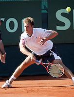 11-7-06,Scheveningen, Siemens Open, rirst round match, Florian Mayer