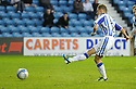 KILMARNOCK'S DEAN SHIELS SCORES KILLIE'S SECOND FROM THE SPOT.