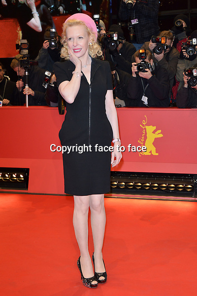 "Sunnyi Melles attending the premier of the film ""Night Train to Lisbon"" of the 63th International Berlinale Film Festival at Berlinale Palast. Berlin, 13.02.2013. Credit: Timm/face to face"