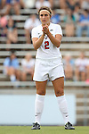 22 August 2014: Ohio State's Marisa Wolf. The Duke University Blue Devils played The Ohio State University Buckeyes at Fetzer Field in Chapel Hill, NC in a 2014 NCAA Division I Women's Soccer match. Ohio State won the game 1-0.