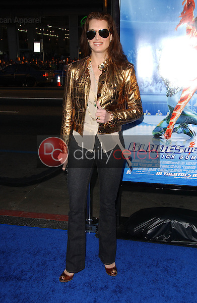 Brooke Shields<br />