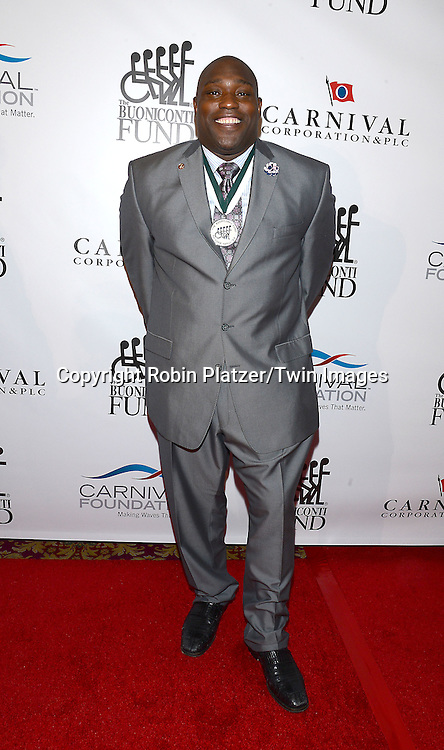 Warren Sapp attends The Buoniconti Fund to Cure Paralysis 29th Annual Gala Sport's Legends Dinner on September 29,2014 at the Waldorf Astoria Hotel  in New York City. <br /> <br /> photo by Robin Platzer/Twin Images<br />  <br /> phone number 212-935-0770