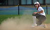 Destiny Schook #12, North Babylon shortstop, slides into second base with an RBI double in the bottom of the fourth inning of a Suffolk County League V varsity softball game against West Islip at North Babylon High School on Wednesday, May 9, 2018. North Babylon won by a score of 4-1.