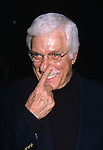 "Dick Van Dyke at the Barbra Steisand ""Timeless"" Concert at the Staples Center in California on September 21st, 2000."