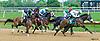 Bombshell winning at Delaware Park on 6/14/17