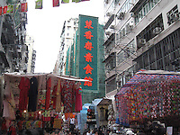 Hong Kong Ladies Market