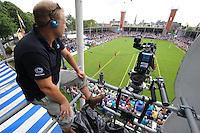 KAATSEN: FRANEKER: It Sjûkelân, 30-07-2014, PC (Permanente Commissie), Cameraman Omrop Fryslân, ©foto Martin de Jong