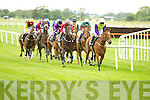 RUNNERS & RIDERS in action at the Listowel Races on Sunday.