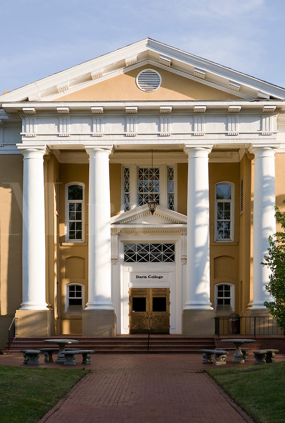 Davis College University of South Carolina
