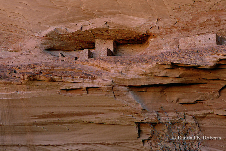 Ledge Ruin, Canyon de Chelly Tribal Park, Arizona