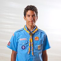 Scout from Dominicanos.