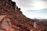 USA, Utah, Goosenecks National Park, near Mexican Hat