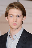 Joe Alwyn<br /> arriving for the premiere of &quot;The Sense of an Ending&quot; at the Picturehouse Central, London.<br /> <br /> <br /> &copy;Ash Knotek  D3244  06/04/2017