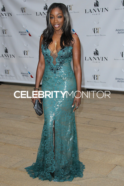 NEW YORK CITY, NY, USA - MAY 12: Estelle at the American Ballet Theatre 2014 Opening Night Spring Gala held at The Metropolitan Opera House on May 12, 2014 in New York City, New York, United States. (Photo by Celebrity Monitor)