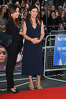 LONDON, UK. October 20, 2018: Amelia Warner at the London Film Festival screening of &quot;A Private War&quot; at the Cineworld Leicester Square, London.<br /> Picture: Steve Vas/Featureflash