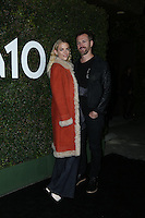 LOS ANGELES, CA - NOVEMBER 02: Jaime King, Kyle Newman attends the Who What Wear 10th Anniversary #WWW10 Experience on November 2, 2016 in Los Angeles, California. (Credit: Parisa Afsahi/MediaPunch).