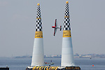 2016/06/03 Chiba, The Red Bull Air Race World Championship 2016 made it's 3rd stop in Chiba Japan.<br /> Practice Session Master Class, Peter Podlunsek Racing, Peter Podlunsek SLO<br /> <br /> (Photos by Michael Steinebach/AFLO)