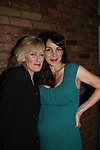 "Annie Parisse ""Julia"" ATWT stars in Knickerbocker and Judith Light ""Karen"" OLTL stars in Children - both at Williamstown Theatre Festival on July 9, 2009 in Williamstown, Massachusetts. Annie Parisse is pregnant and is having a baby on Oct. 2. (Photo by Sue Coflin/Max Photos"