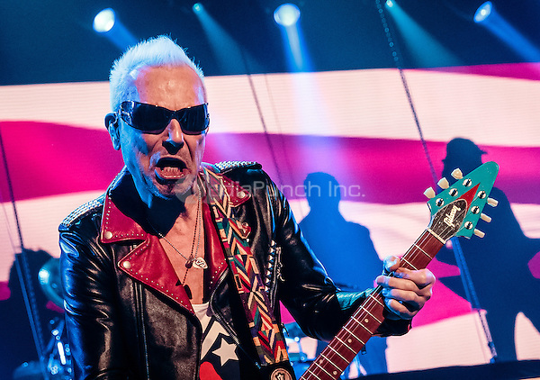 LAS VEGAS, NV - May 13, 2016: ***HOUSE COVERAGE*** Scorpions at The The Joint at Hard Rock Hotel & Casino in Las vegas, NV on May 13, 2016. Credit: Erik Kabik Photography/ MediaPunch